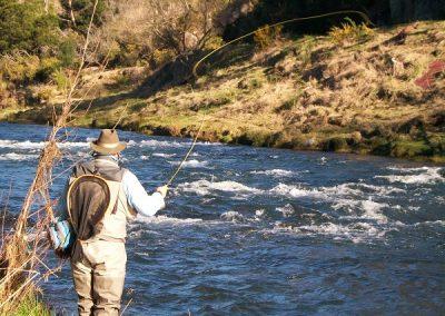 Brians Fishing Guides Fishing New Zealand